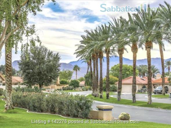 Palm Desert Private Villa: Two workspaces, strong wifi Home Rental in Palm Desert, California, United States 9