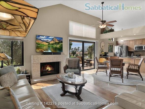 Palm Desert Private Villa: Two workspaces, strong wifi Home Rental in Palm Desert, California, United States 0