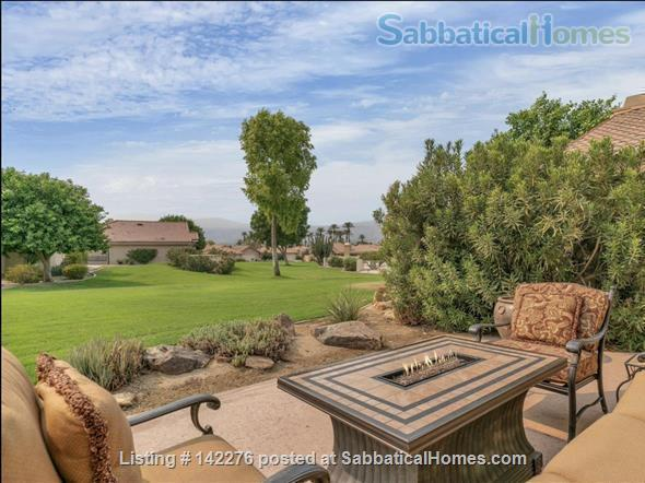 Palm Desert Private Villa: Two workspaces, strong wifi Home Rental in Palm Desert, California, United States 2