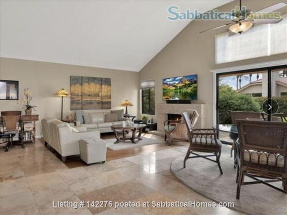 Palm Desert Private Villa: Two workspaces, strong wifi Home Rental in Palm Desert, California, United States 3