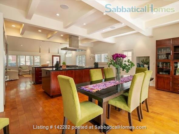 2522 sqft, 3 Bed/2.5 Bath Craftsman in Westwood / Rancho Park  Home Rental in Los Angeles, California, United States 2