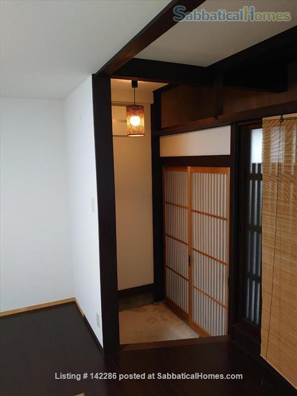 Japanese traditional house close to Doshisha University Home Rental in Kyoto, Kyoto, Japan 0