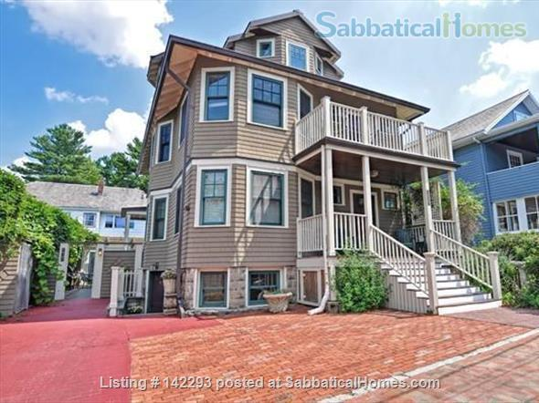 2 bedroom Fully furnished in Cambridge MA Home Rental in Cambridge, Massachusetts, United States 1
