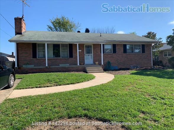 Newly Renovated House Close to University of Maryland Home Rental in College Park, Maryland, United States 1
