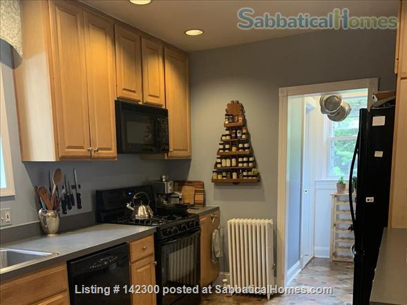 Beautiful 3 bedroom garden home in Baltimore Home Rental in Baltimore, Maryland, United States 6