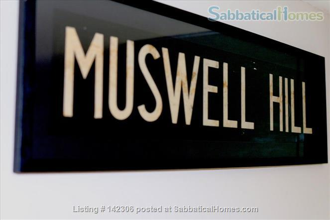 2 bedroom apartment, Muswell Hill Home Rental in Muswell Hill, England, United Kingdom 1