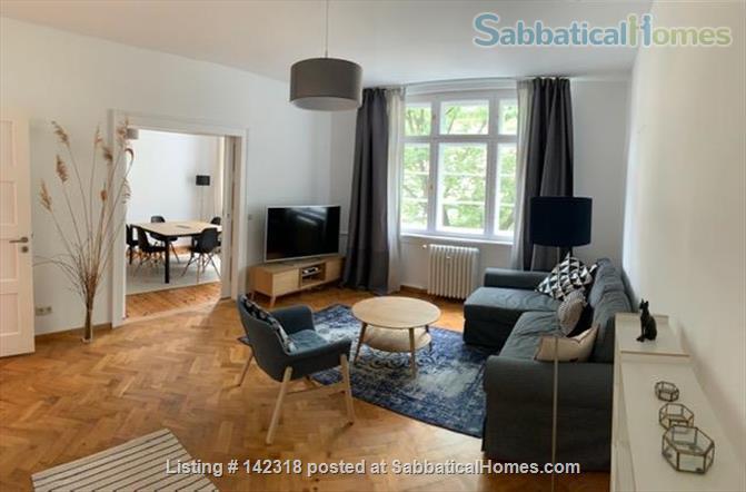 Nice flat near Kudamm in Berlin Home Rental in Berlin, Berlin, Germany 6