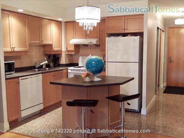 RARE 650 SQUARE FEET 1 Bed, 1 BATH condo in Toronto Home Rental in Toronto, Ontario, Canada 1
