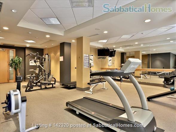 RARE 650 SQUARE FEET 1 Bed, 1 BATH condo in Toronto Home Rental in Toronto, Ontario, Canada 8
