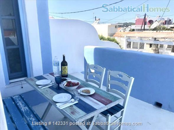 Beautiful and luxurious traditional villa in the prettiest village of Rhodes - ideal for writing and reflection in a quiet paradise; with beaches, UNESCO-listed Rhodes town and airport nearby.  Home Rental in Rhodes, , Greece 0