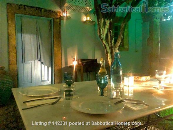 Beautiful and luxurious traditional villa in the prettiest village of Rhodes - ideal for writing and reflection in a quiet paradise; with beaches, UNESCO-listed Rhodes town and airport nearby.  Home Rental in Rhodes, , Greece 4