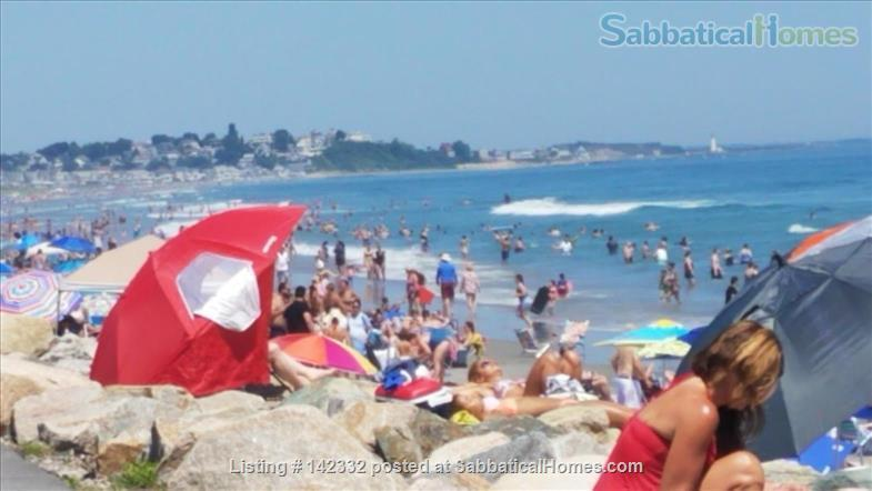 Large home to share in beachside community 20 minutes from Boston  Home Rental in Hull, Massachusetts, United States 2