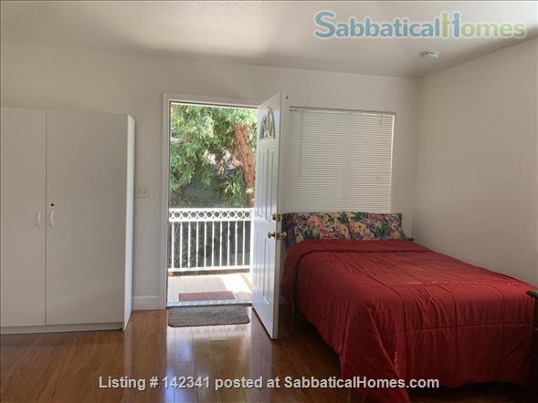 Studio apartment in detached cottage in Palo Alto Home Rental in Palo Alto, California, United States 4