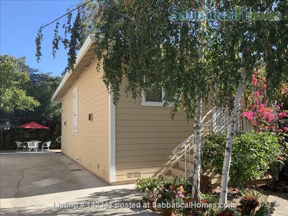Studio apartment in detached cottage in Palo Alto Home Rental in Palo Alto, California, United States 5