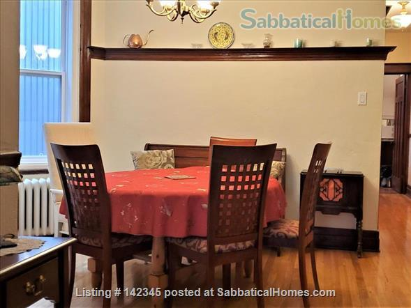 Charming and sunny 2 bedroom upper duplex apartment in Notre-Dame-de-Grâce (NDG) Home Rental in Montreal, Quebec, Canada 0