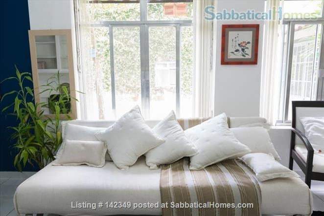 Studio in Gávea: lots of green and tranquility Home Rental in Gávea, RJ, Brazil 3