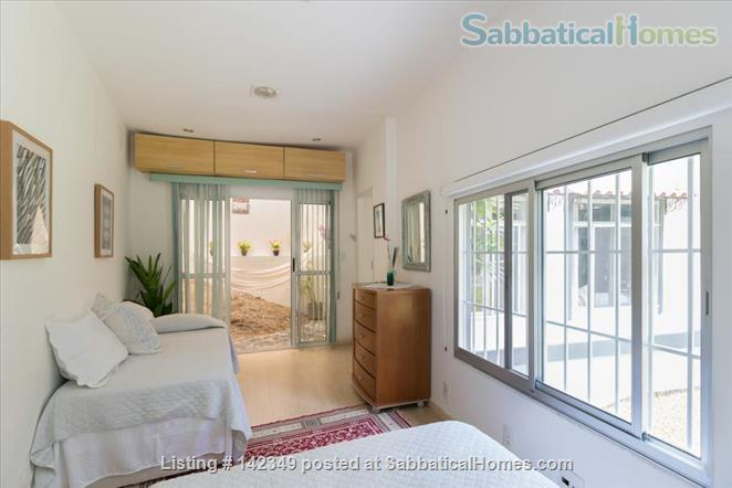 Studio in Gávea: lots of green and tranquility Home Rental in Gávea, RJ, Brazil 4
