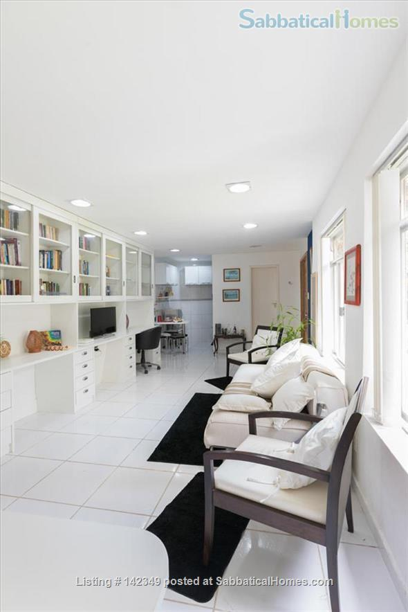 Studio in Gávea: lots of green and tranquility Home Rental in Gávea, RJ, Brazil 5