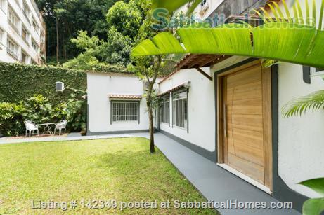Studio in Gávea: lots of green and tranquility Home Rental in Gávea, RJ, Brazil 7