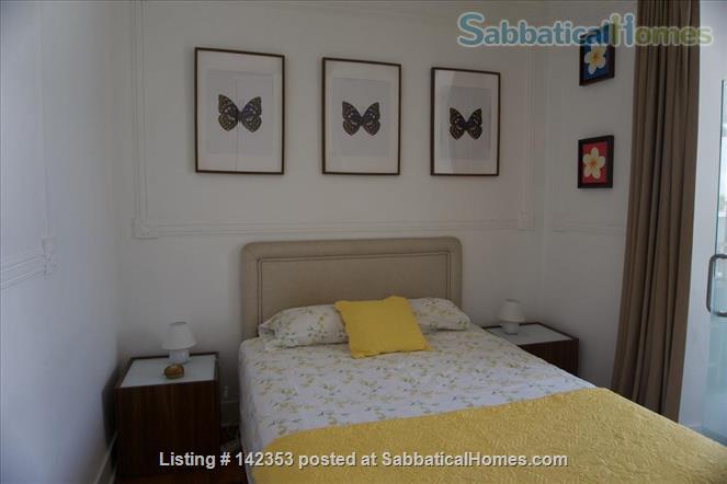 Sunny 3 bedroom+1office apartment in central Lisbon – 1600€/month Home Rental in Lisbon, Lisboa, Portugal 1