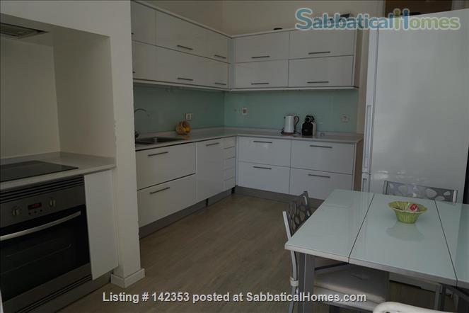 Sunny 3 bedroom+1office apartment in central Lisbon – 1600€/month Home Rental in Lisbon, Lisboa, Portugal 3