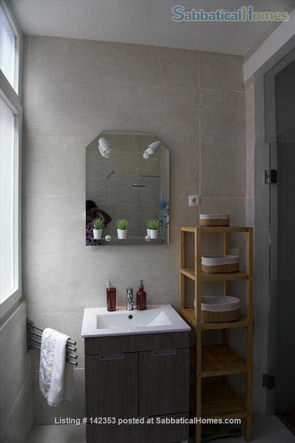 Sunny 3 bedroom+1office apartment in central Lisbon – 1600€/month Home Rental in Lisbon, Lisboa, Portugal 5