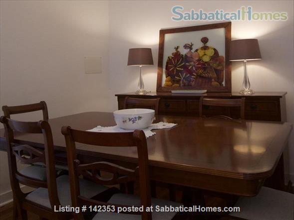 Sunny 3 bedroom+1office apartment in central Lisbon – 1600€/month Home Rental in Lisbon, Lisboa, Portugal 7