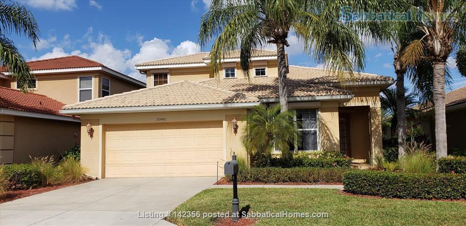 Home for Rent in Estero Florida near Naples FL Home Rental in Estero, Florida, United States 1