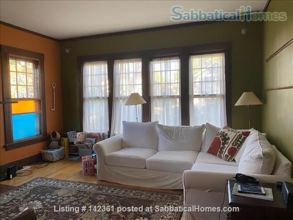 Beautiful 100 year old bungalow on Madison's near east side Home Rental in Madison, Wisconsin, United States 0