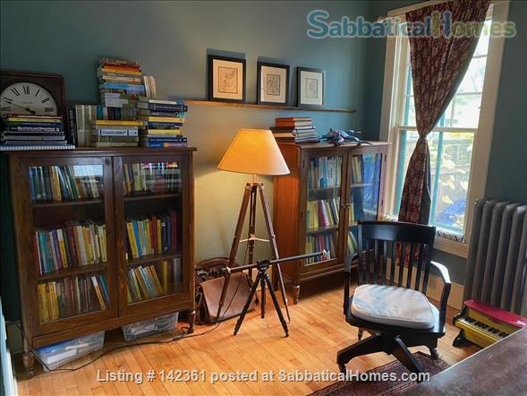 Beautiful 100 year old bungalow on Madison's near east side Home Rental in Madison, Wisconsin, United States 3