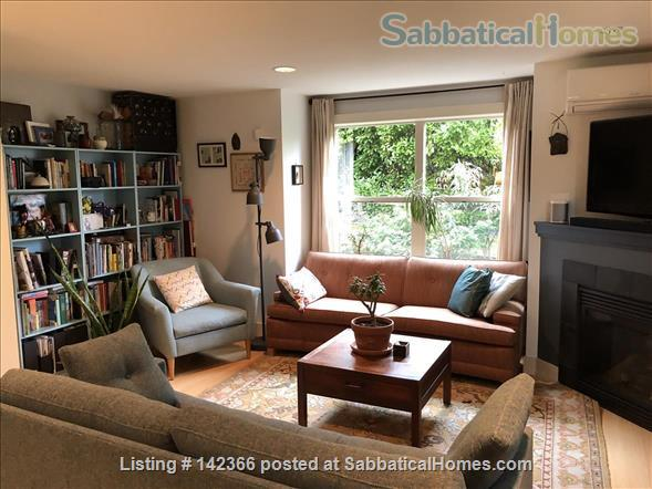 Airy 3BR townhome with offices and easy access to UW Home Rental in Seattle, Washington, United States 5