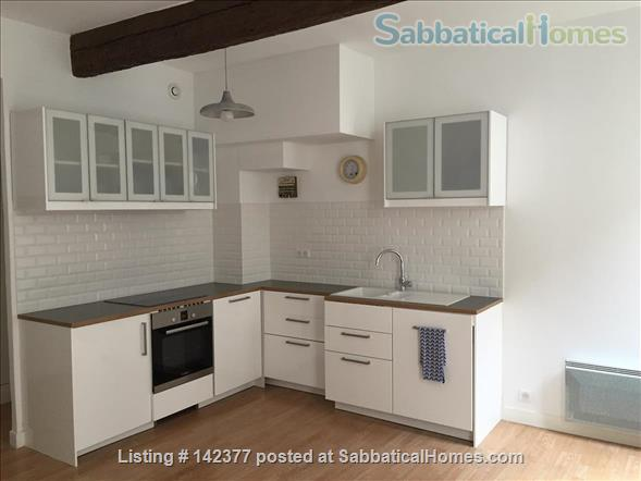 Gorgeous 1 Bedroom flat in best Ecusson location Home Rental in Montpellier, Occitanie, France 3