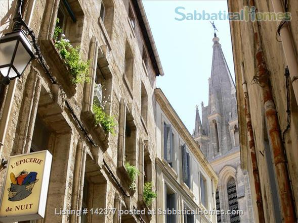 Gorgeous 1 Bedroom flat in best Ecusson location Home Rental in Montpellier, Occitanie, France 8