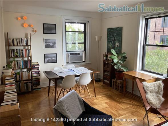 Lovely 1 bed in Hudson Heights, Hudson River views Close to Columbia and Fordham Home Rental in New York, New York, United States 0