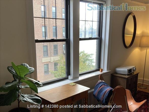 Lovely 1 bed in Hudson Heights, Hudson River views Close to Columbia and Fordham Home Rental in New York, New York, United States 2