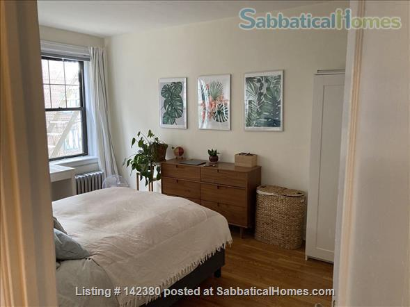 Lovely 1 bed in Hudson Heights, Hudson River views Close to Columbia and Fordham Home Rental in New York, New York, United States 3
