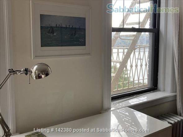Lovely 1 bed in Hudson Heights, Hudson River views Close to Columbia and Fordham Home Rental in New York, New York, United States 6