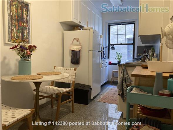 Lovely 1 bed in Hudson Heights, Hudson River views Close to Columbia and Fordham Home Rental in New York, New York, United States 8