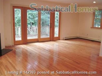 2BR/2BA with studio space near Concord town center Home Rental in Concord, Massachusetts, United States 0
