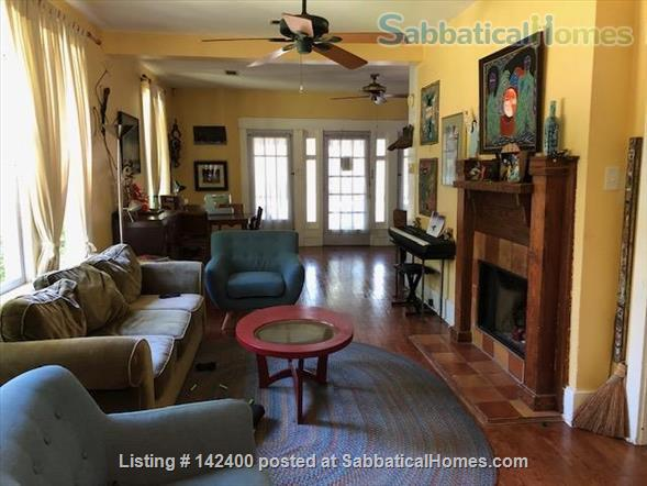 Sweet Furnished Bungalow in Garden District of Baton Rouge Home Rental in Baton Rouge, Louisiana, United States 0