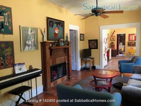 Sweet Furnished Bungalow in Garden District of Baton Rouge Home Rental in Baton Rouge, Louisiana, United States 2
