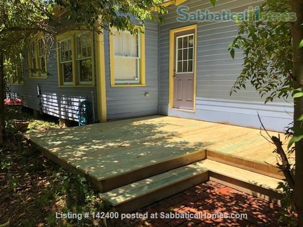 Sweet Furnished Bungalow in Garden District of Baton Rouge Home Rental in Baton Rouge, Louisiana, United States 5