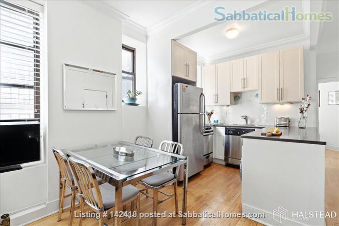2 bedrooms cozy flat, 5 minutes away from Columbia! Home Rental in New York, New York, United States 1