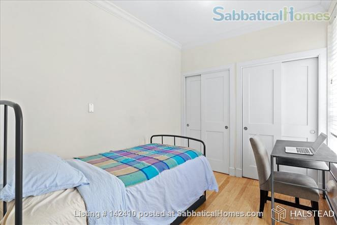 2 bedrooms cozy flat, 5 minutes away from Columbia! Home Rental in New York, New York, United States 2