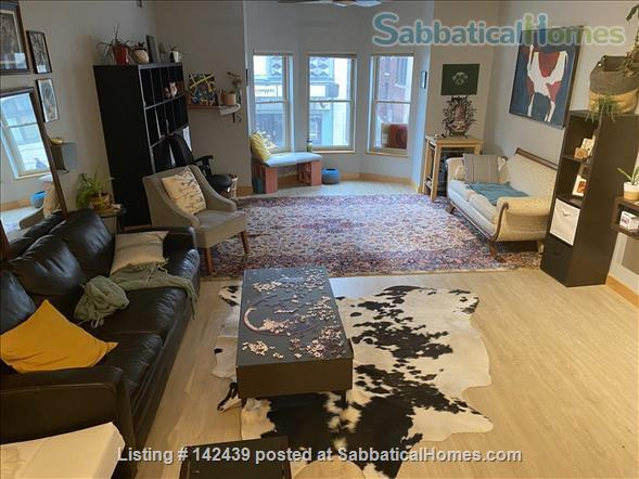 Lg. 1 bed/1 bath 2nd Floor Condo near Capitol Square.  Recently renovated Home Rental in Madison, Wisconsin, United States 6