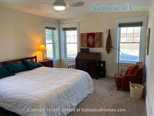 Northampton Ma 3 Bedroom sunny new house all solar Home Rental in Northampton, Massachusetts, United States 0