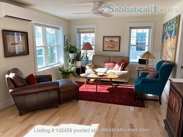 Northampton Ma 3 Bedroom sunny new house all solar Home Rental in Northampton, Massachusetts, United States 3