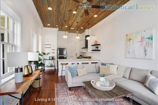 Bywater Bungalow  Home Rental in New Orleans, Louisiana, United States 0