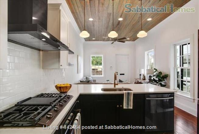 Bywater Bungalow  Home Rental in New Orleans, Louisiana, United States 5