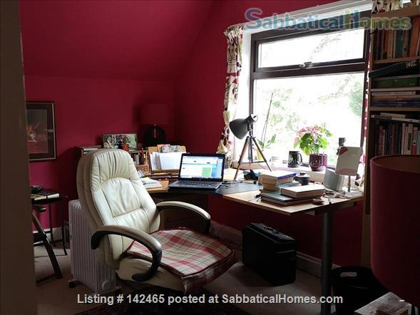 Whole House - old farmhouse in countryside 10 minutes commute time to Cambridge Home Rental in Hildersham, England, United Kingdom 0